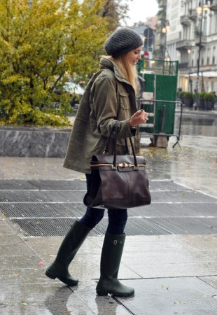 bottes de pluie 1