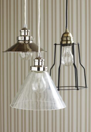 HomeSense inspiration lampes