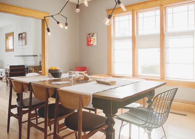 Table antique vs chaise vintage vs luminaire moderne