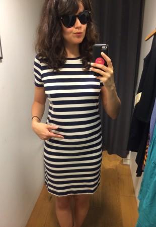 robe rayée 29,90$