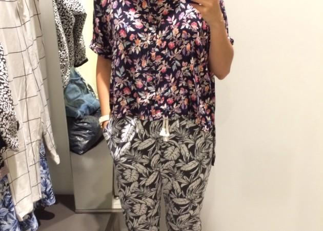 pantalon de coton tropical 15