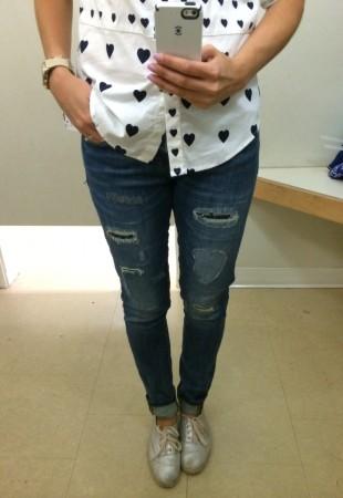 jeans skinny joe fresh