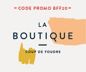 code promo boutique coup de foudre
