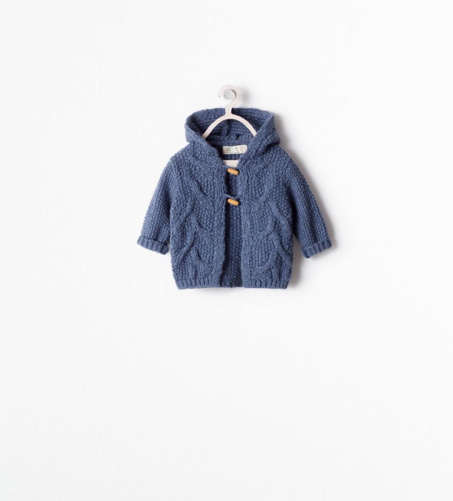 veste pour bébé garçon zara