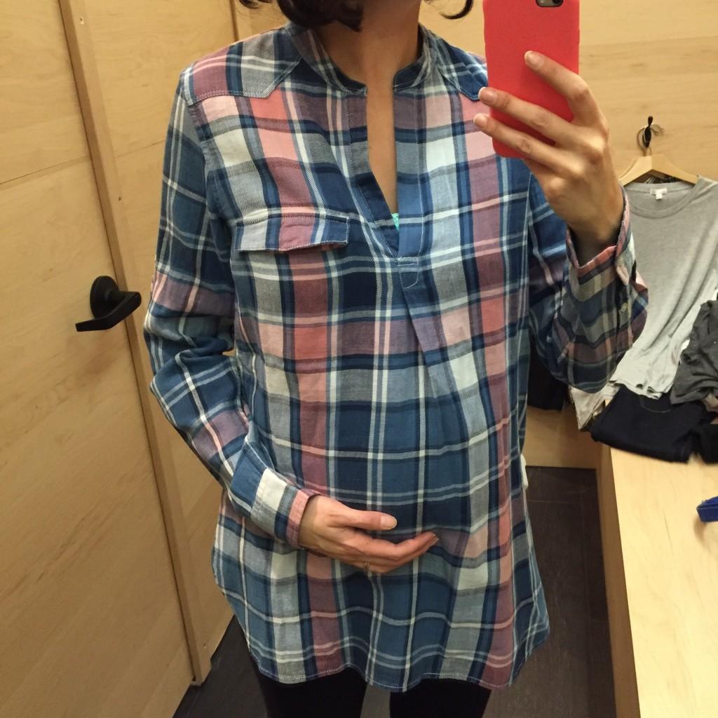 chemise gap maternité