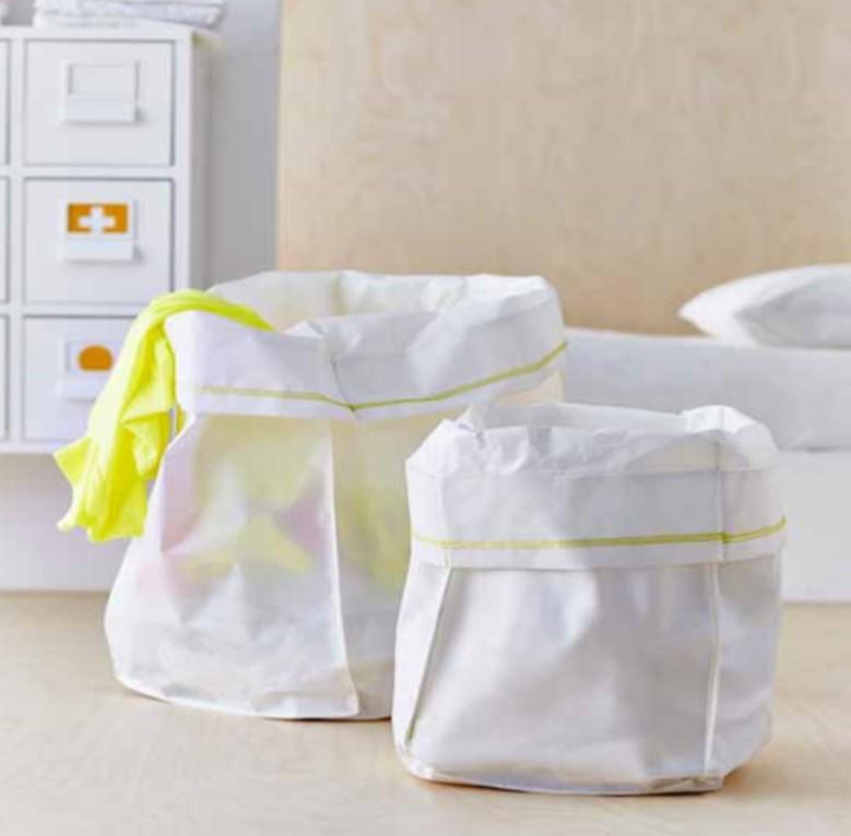 SPRUTT - sac à lessive ou rangement 1,99 à 3,99$