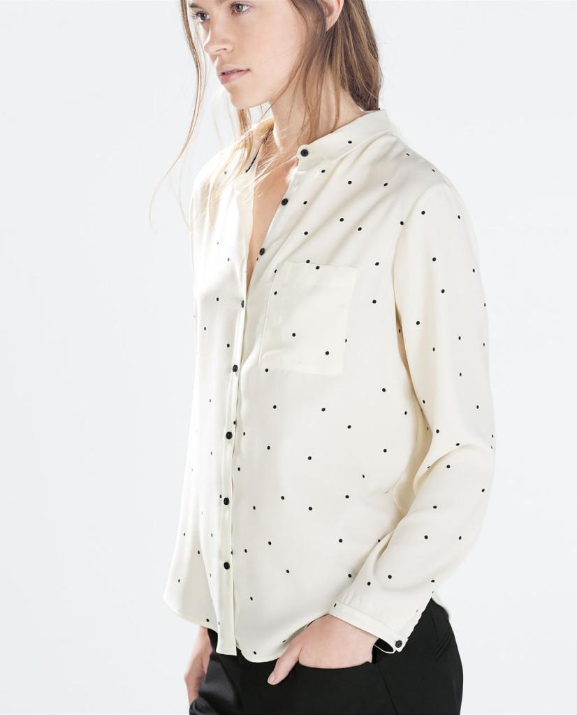 chemise soldée 35,99