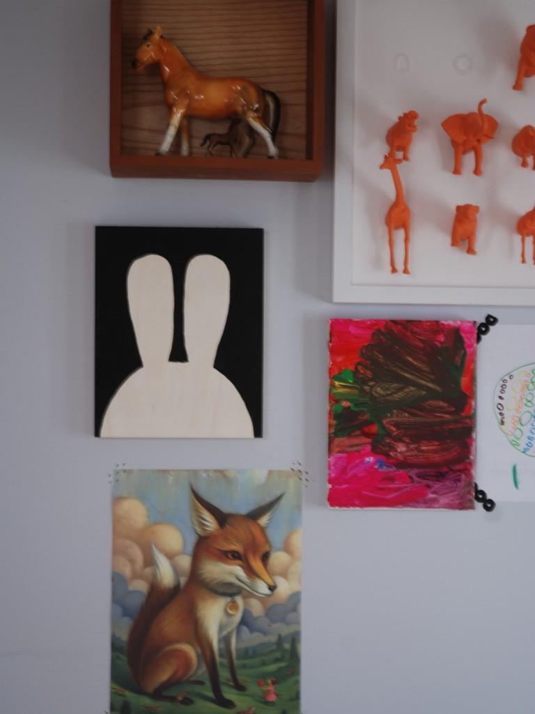 DIY Pâques…encore une silhouette