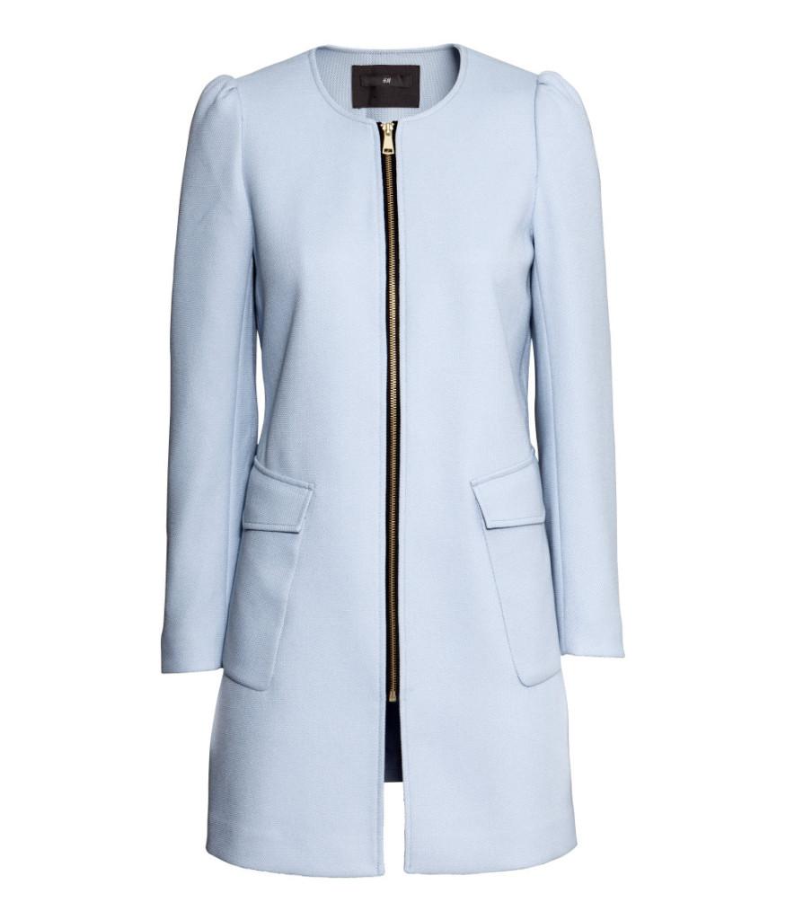 manteau pastel H&M