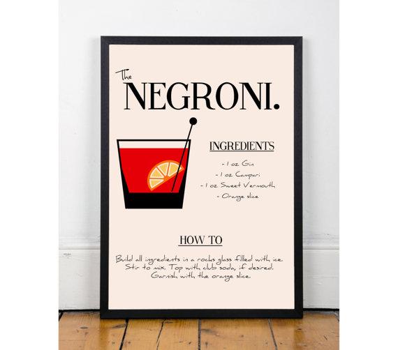 poster negroni