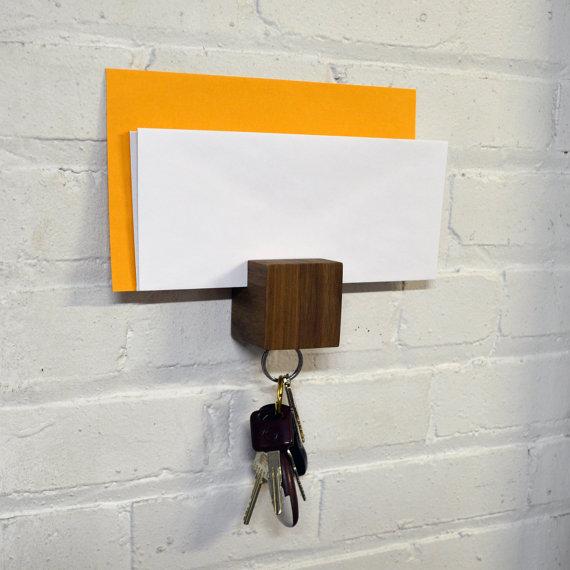 Tat Design Cube pour courrier environ 46$