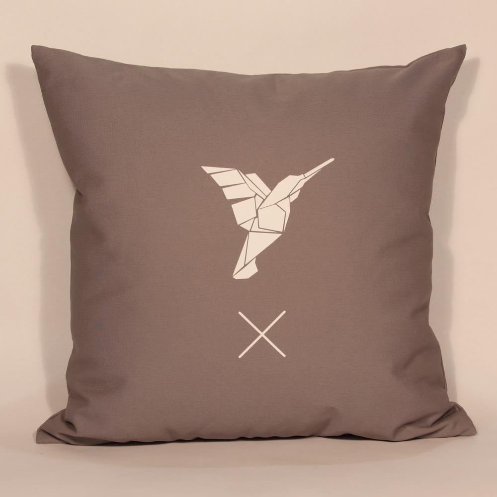 Jackalop_Colibri origami gris 54CAD