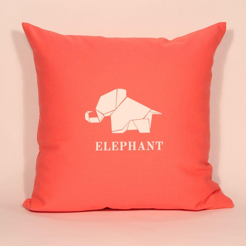 Jackalop_Elephant Origami