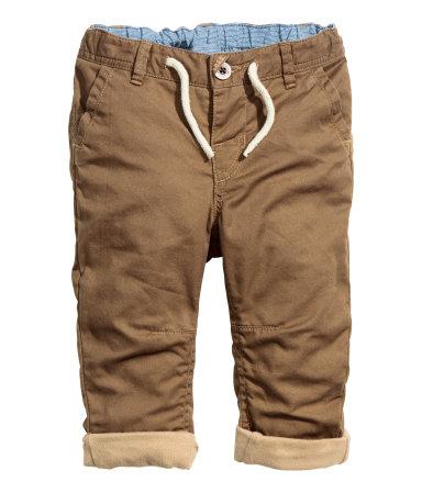 h&M pantalon pour bébé