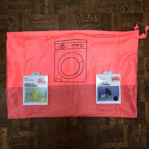 sac de lavage Target