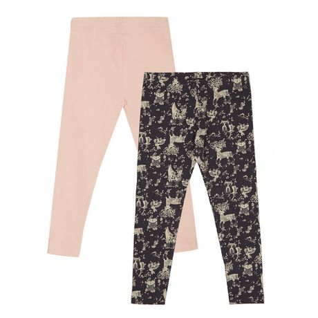 2 leggings pour 9,97$