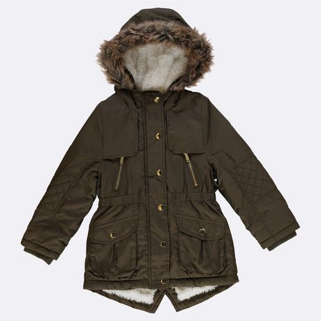Parka fillette 39.97$