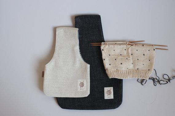 Pochettes pour tricot et crochet par OttoburnPQ à partir de 27$