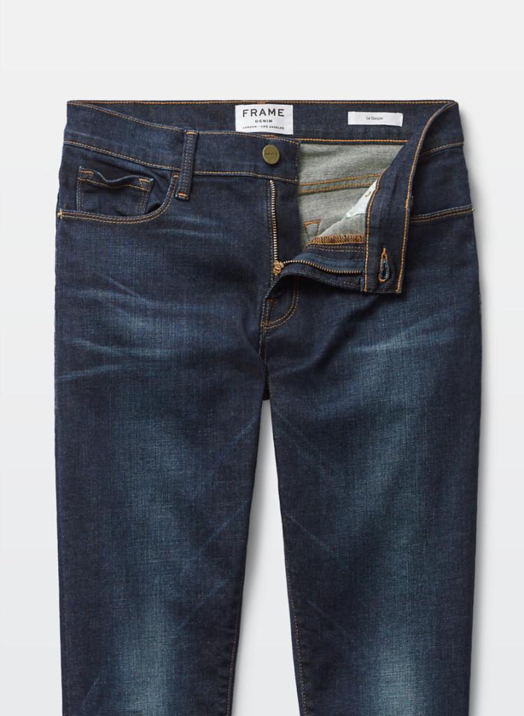 jeans frame le garçon à 99,99$ (au lieu de 285$) - fait aux USA