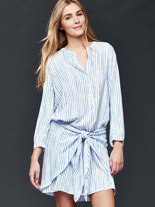 robe gap noué a la taille 89,95$