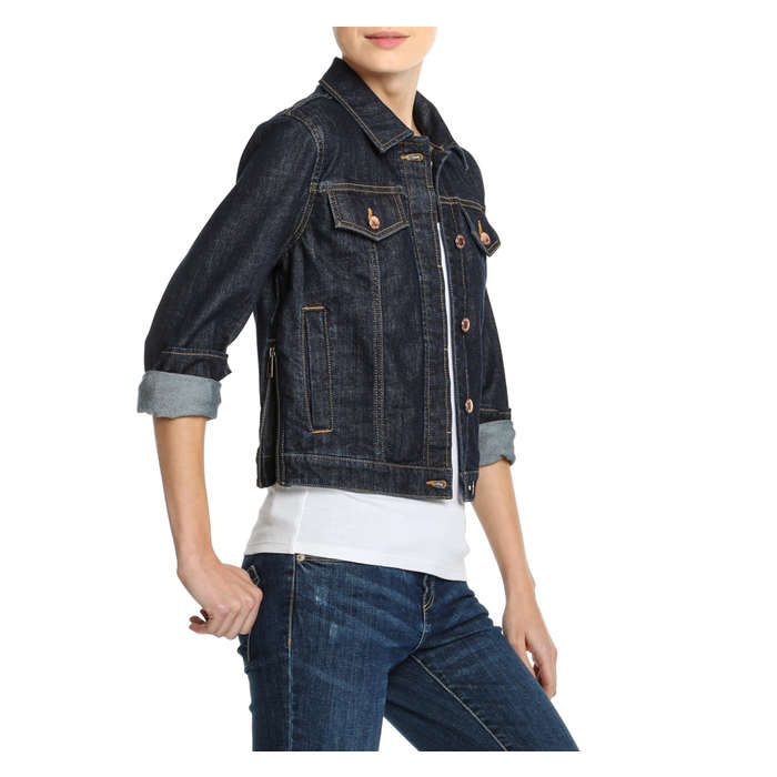 veste de denim joe fresh x flare 39$