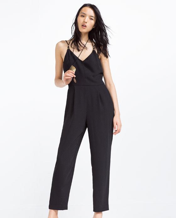 Combi-pantalon 39,99$ Zara (au lieu de 69,90$)