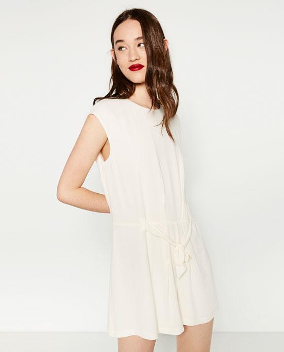 LA combi Zara de l'été 29,90$ (au lieu de 45,90$)