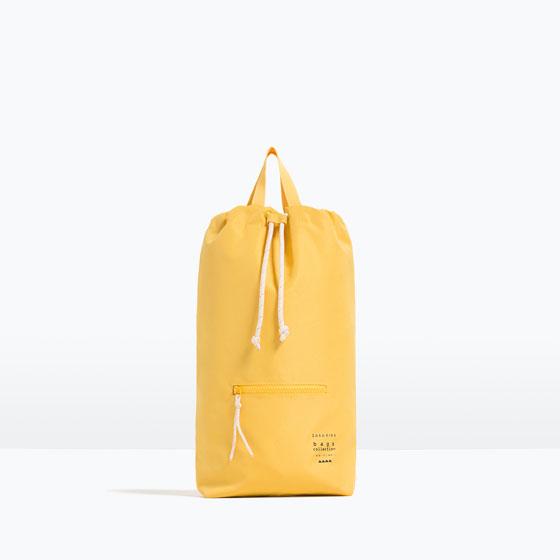 Sac à dos de plage 12,99$ Zara (au lieu de 19,90$