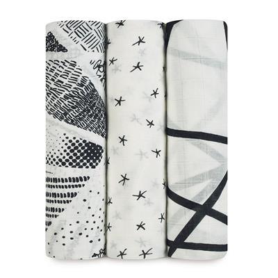 Couvertures en bambou Aden+Anaïs - 3 pour 49$