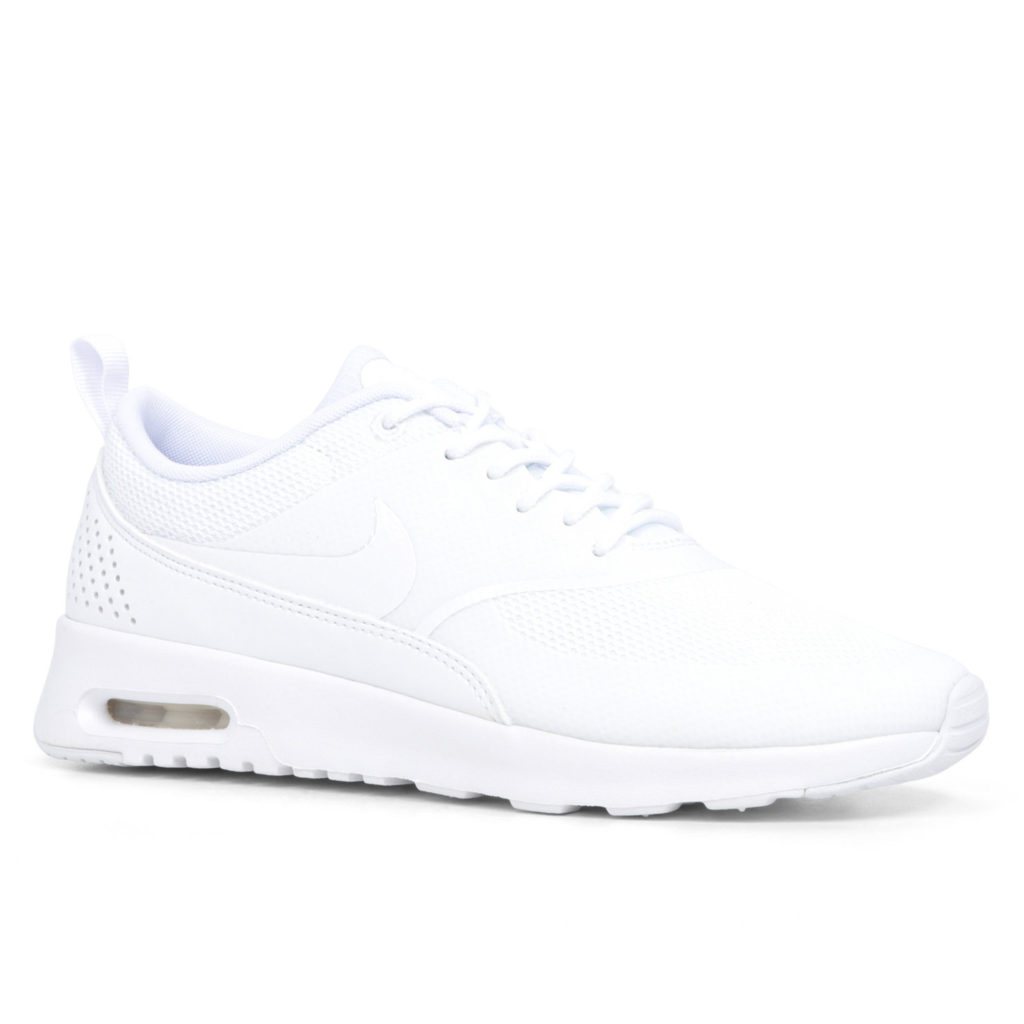 Nike Thea blanc 120$ Little Burgundy
