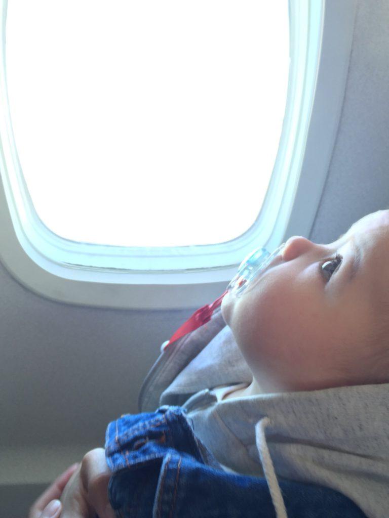 BB Oliver a 3 voyages en avion à son actif et ce n'est que le début.