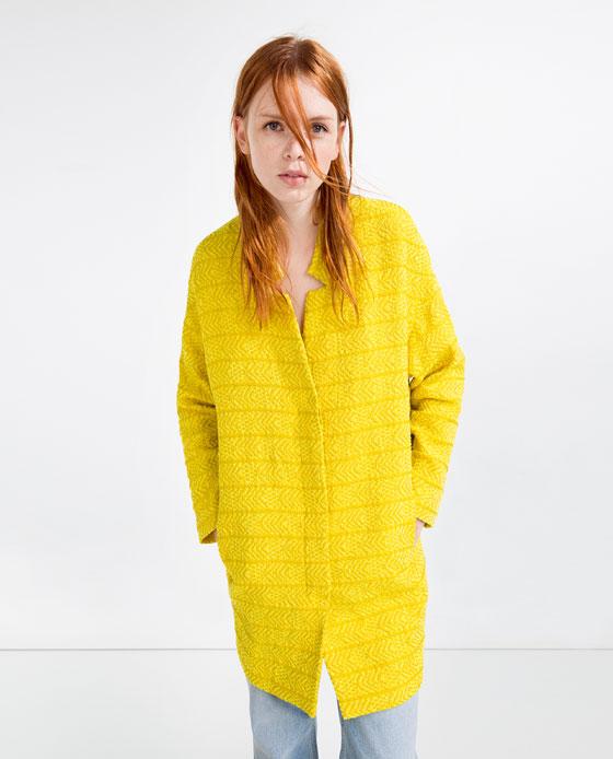 Manteau Zara 89,99$