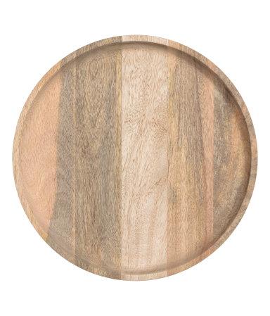 plateau de service en bois 34,99$