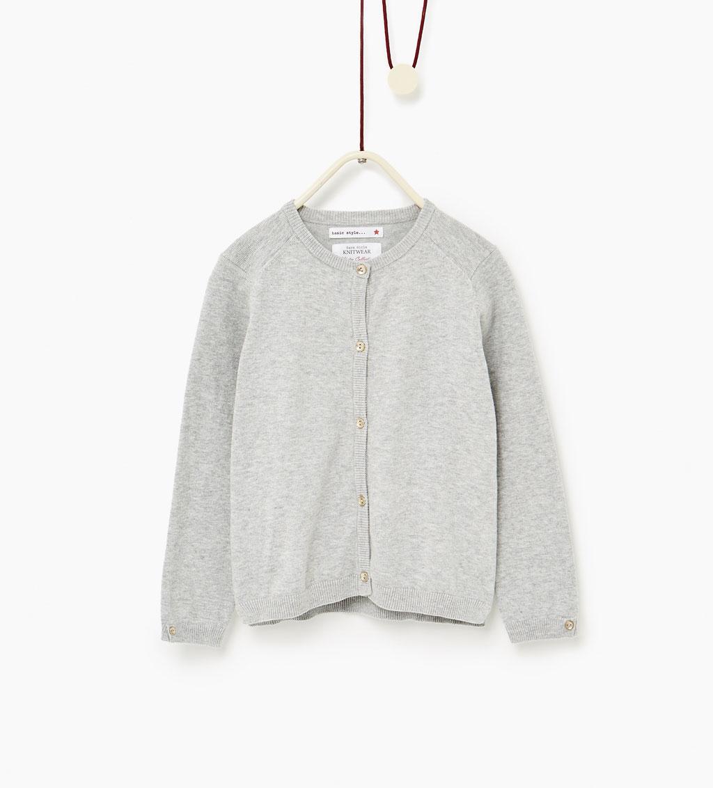 Cardigan Zara 19,90$ (dispo en 6 couleurs)