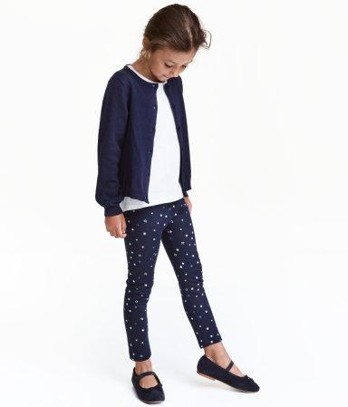 H&M Legging en jersey épais 12,99$