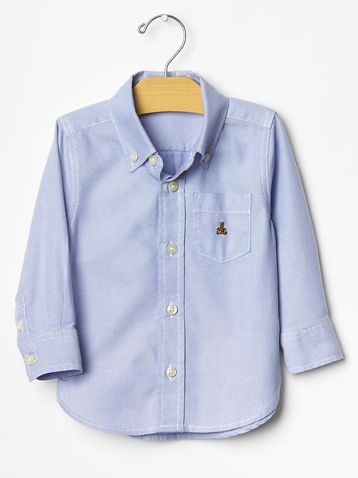 chemise oxford Gap 29,95$