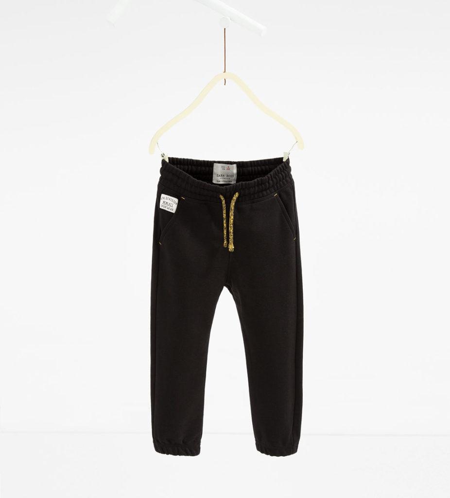 Zara sweatpants 15,90$