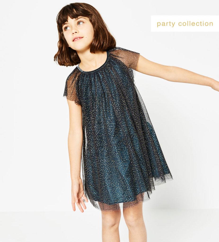 Robe en tulle Zara 35,90$