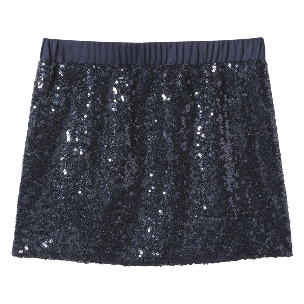 Jupe en paillettes Joe Fresh 29$