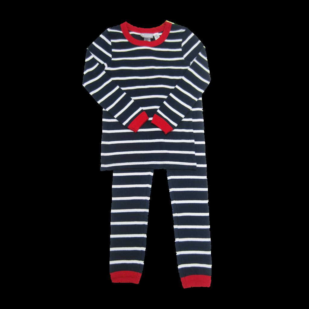 Un beau pyjama (de qualité) de la marque montréalaise Coccoli via le site Robokidshop