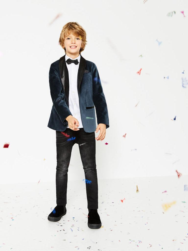 Top 5 des tenues des fêtes pour garçons.