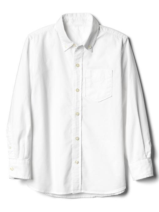 Gap chemise oxford 32,95$