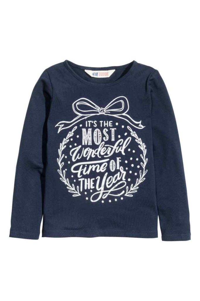 T-shirt H&M 6,99$