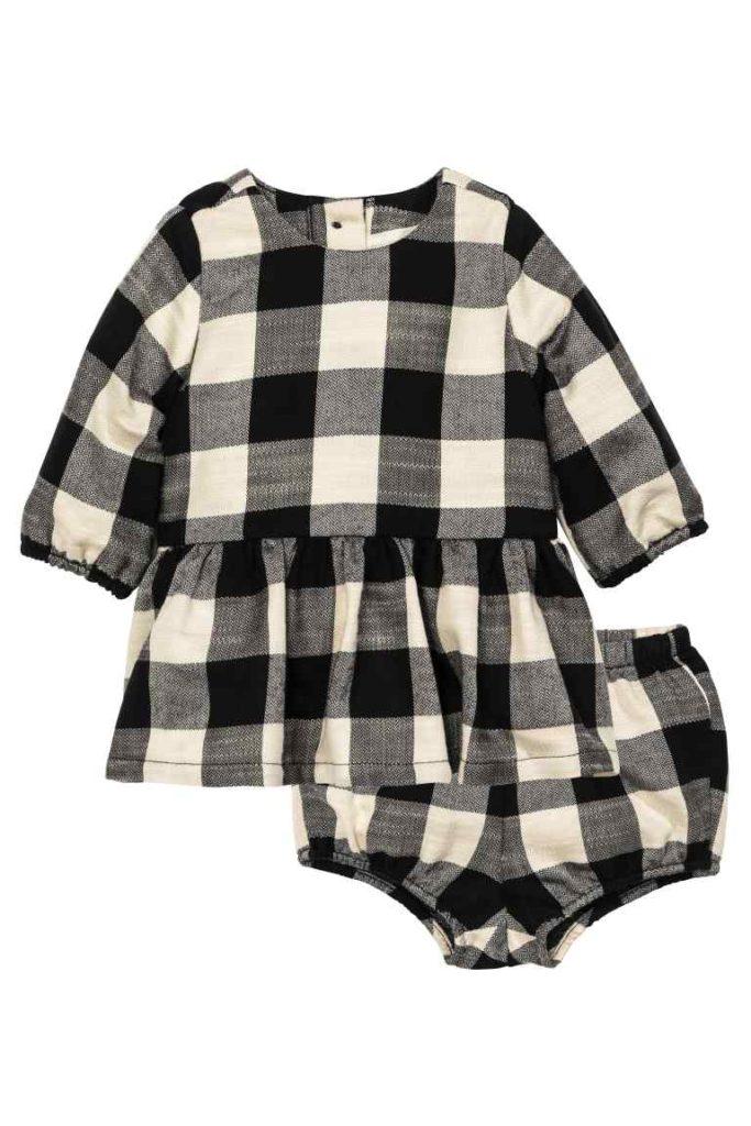 Ensemble robe et culotte H&M 29,99$