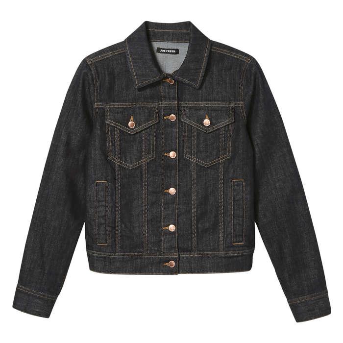 Veste de jeans Joe Fresh en solde a 19,94$