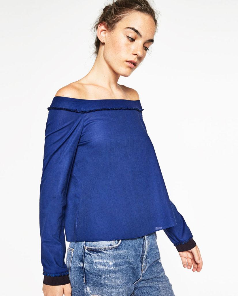 Avant-goût du printemps en solde a 19,99$ chez Zara