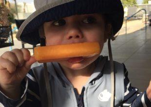 Oliver popsicle
