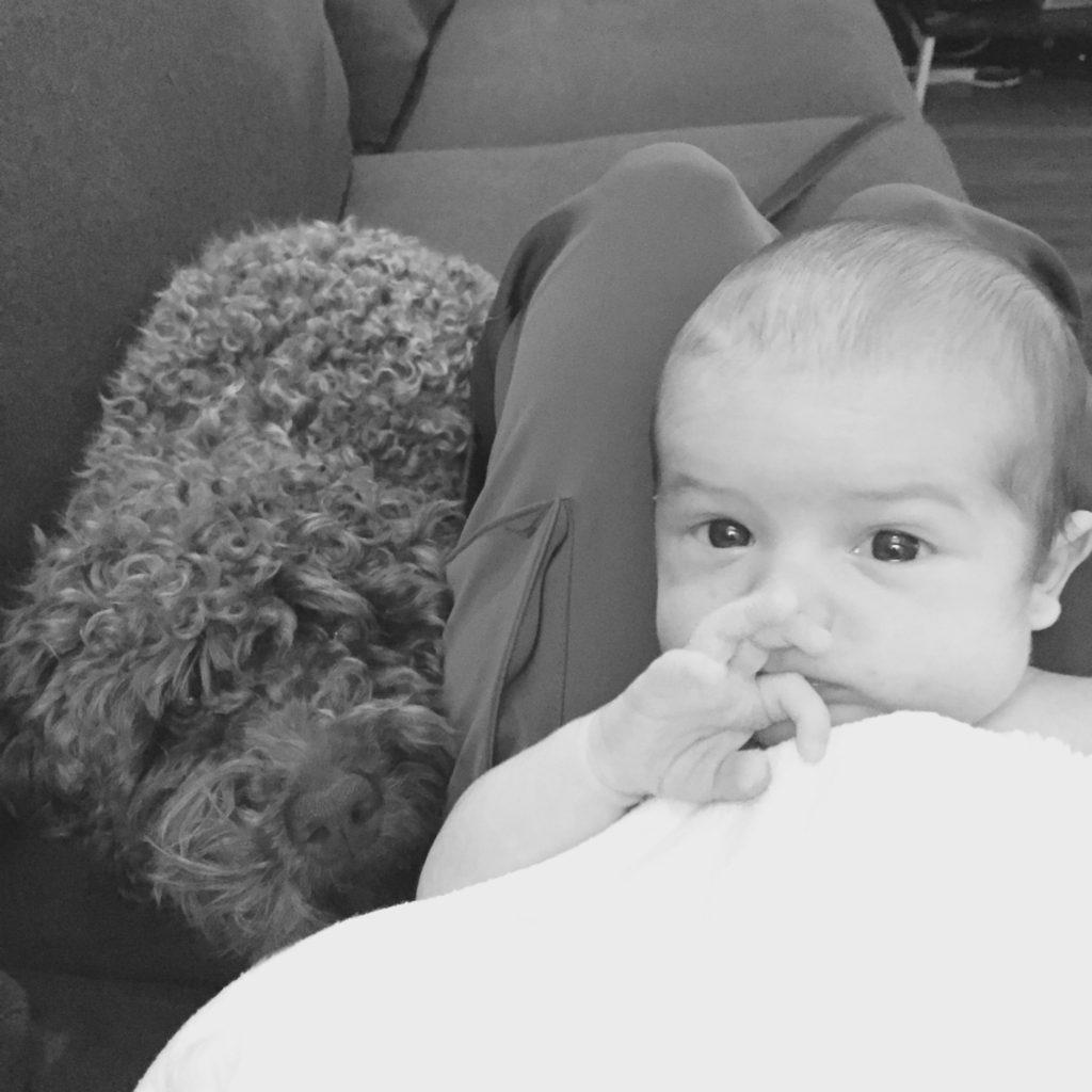 Willy et Oli 1 mois