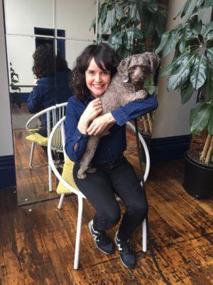 La vie avec un chien : Willie et Oli