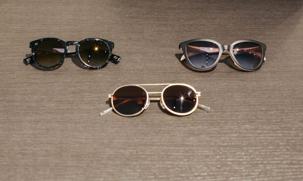 Mon top 3 lunettes de soleil chez Opto-Réseau